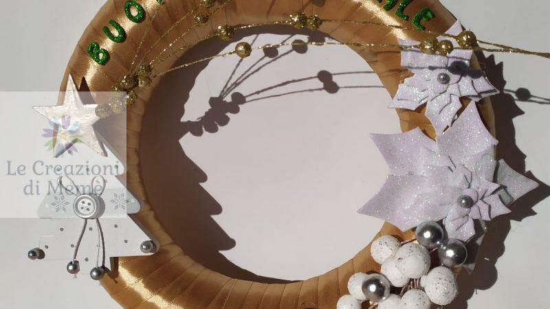 Fuori porta natalizio in stile shabby chic