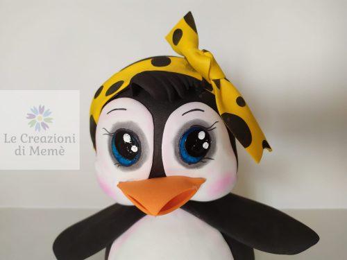 Ghiacciolina la pinguina