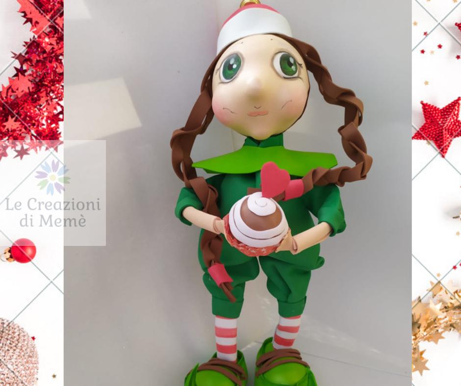 Miss Elfy - l'aiutante di Babbo Natale